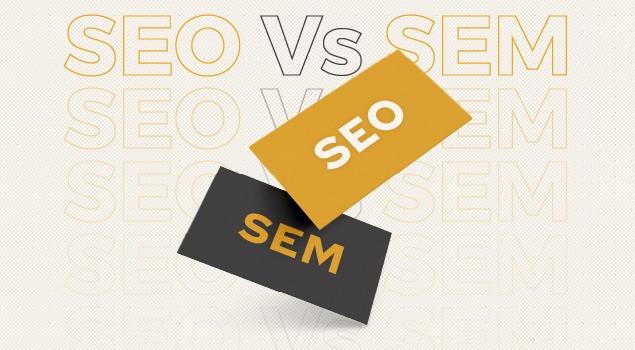 SEO o SEM: ¿Cuál es mejor para tu negocio? #Infografía